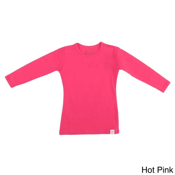 Andee Lew Girl S Long Sleeve Shirt 15316986 Overstock