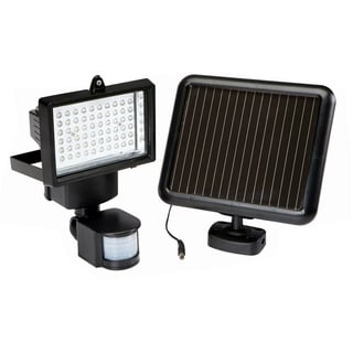 60-LED Garage Sensor Security Solar Light