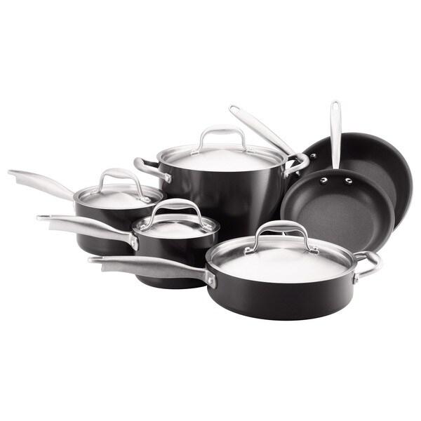 Anolon Titanium 10-piece Cookware Set
