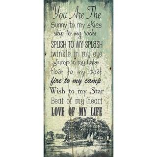 Jo Moulton 'Lake & Love' Paper Print (Unframed)