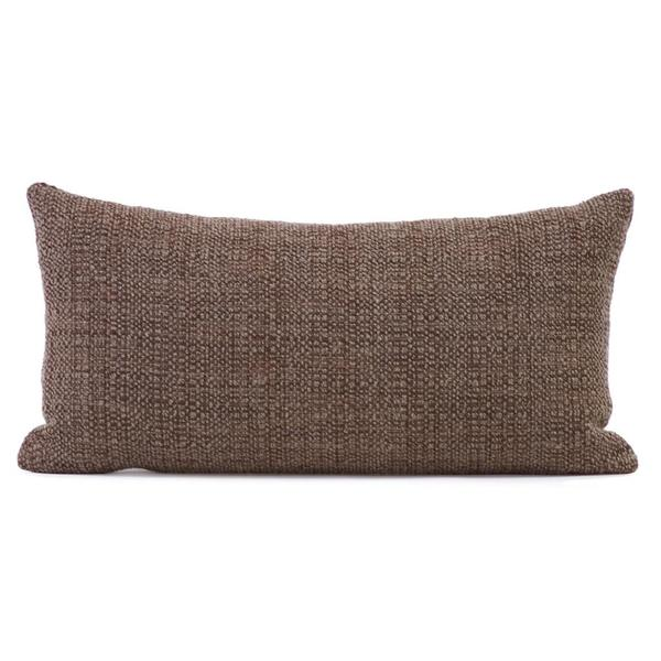 Coco Slate Textured Kidney Pillow