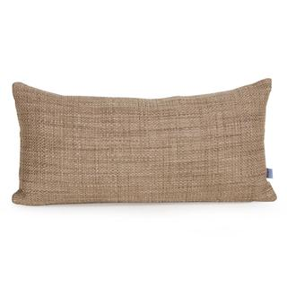 Coco Stone Textured Kidney Pillow