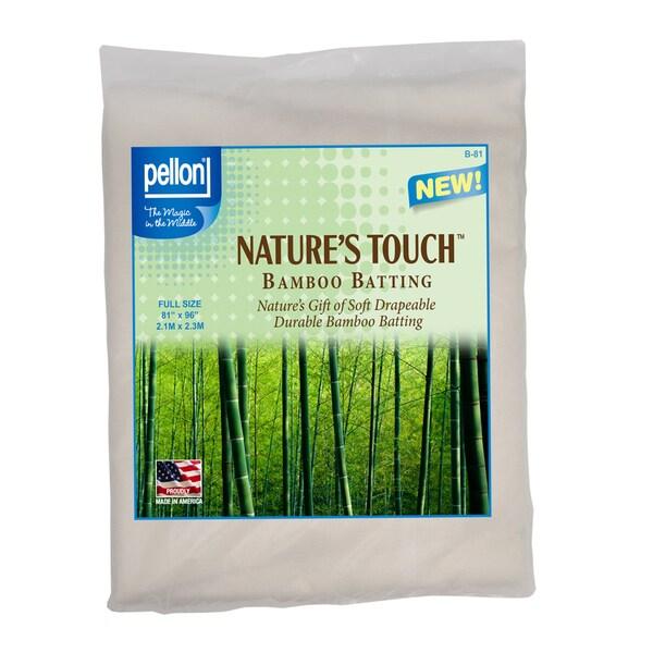 Pellon Nature S Touch Cotton Batting Reviews