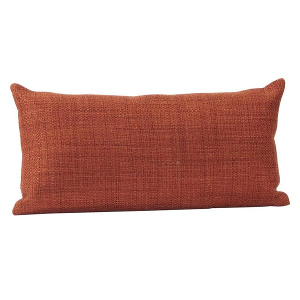 Coco Coral Kidney Decorative Pillow