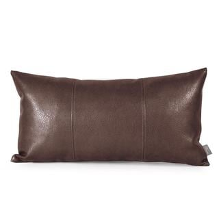 Avanti Pecan Kidney Decorative Pillow