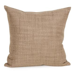 Coco Stone Square Polyester/Acrylic Decorative Pillow