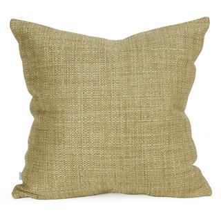 Coco Peridot Square Decorative Throw Pillow