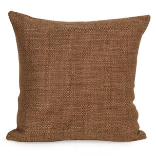 Coco Topaz Square Decorative Throw Pillow