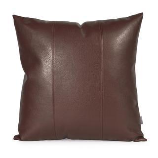 Avanti Pecan Square Decorative Pillow