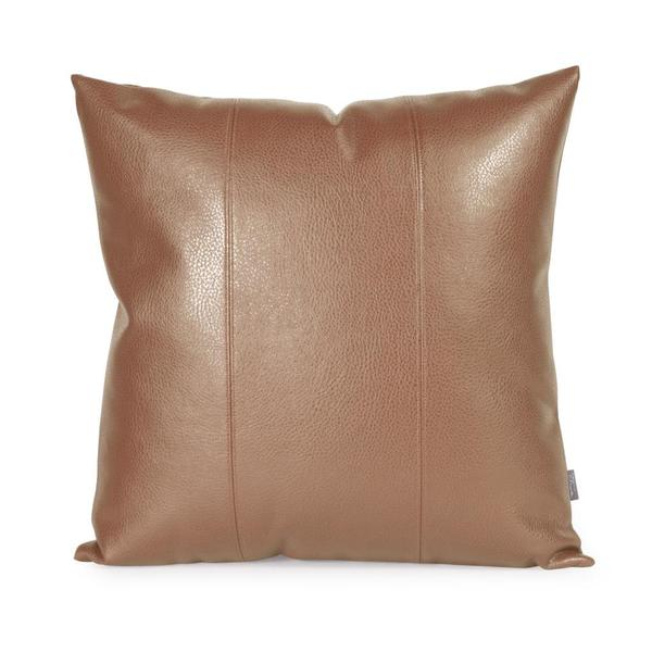 Avanti Bronze Square Decorative Pillow