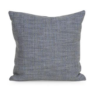 Coco Sapphire Square Decorative Pillow