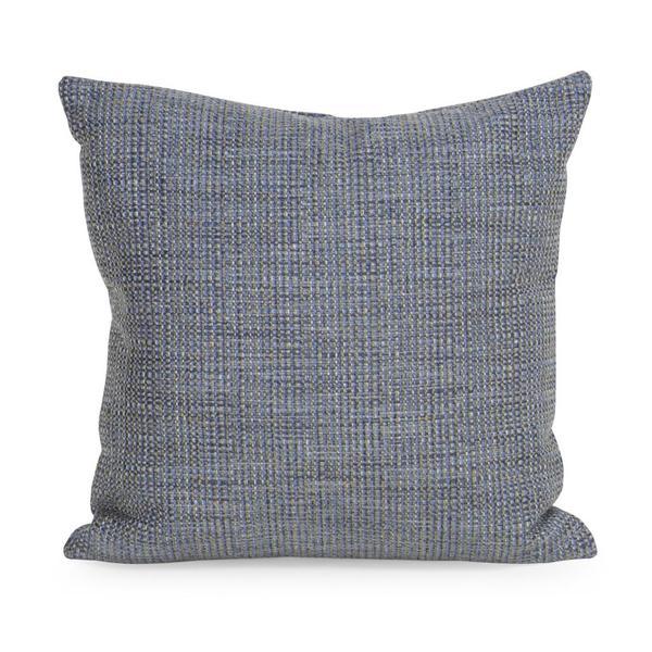 Coco Sapphire Square Decorative Pillow