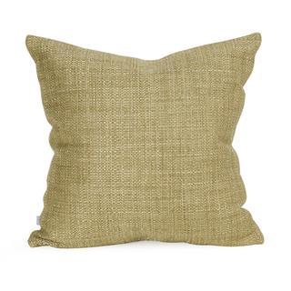 Coco Peridot Square Decorative Pillow