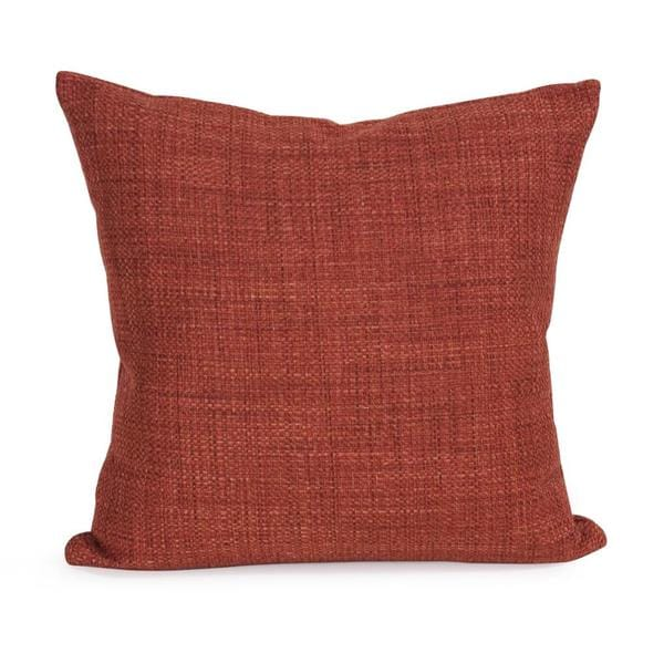 Coco Coral Square Decorative Pillow