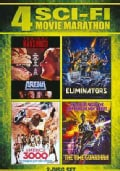 America 3000/Arena/Eliminators/The Time Guardian (DVD)