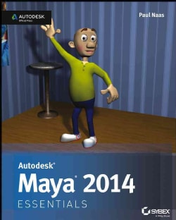 Autodesk Maya 2014 Essentials (Paperback)