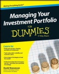 Managing Your Investment Portfolio for Dummies: Uk Edition (Paperback)