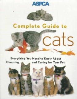 ASPC Complete Guide to Cats (Paperback)