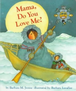 Mama, Do You Love Me? (Board book)
