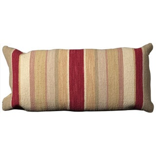 Mina Victory Stripe Multicolor 14 x 30-inch Decorative Pillow by Nourison