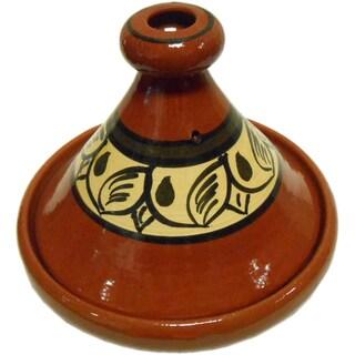 Moroccan Clay Tagine Colored