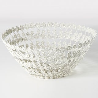 Swirl Wire Bowl (India)
