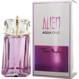 Thierry Mugler 'Alien Aqua Chic' Women's 2-ounce Eau de Toilette Spray