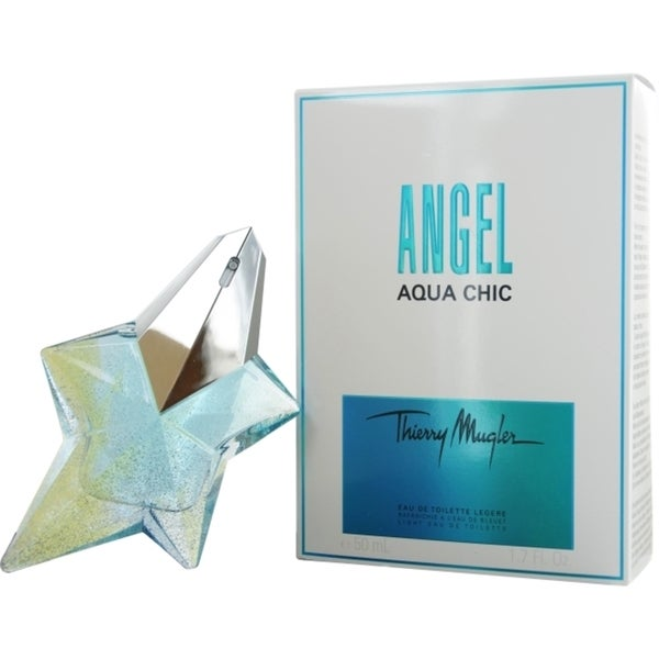 Thierry Mugler 'Angel Aqua Chic' Women's 1.7-ounce Eau de Toilette Spray
