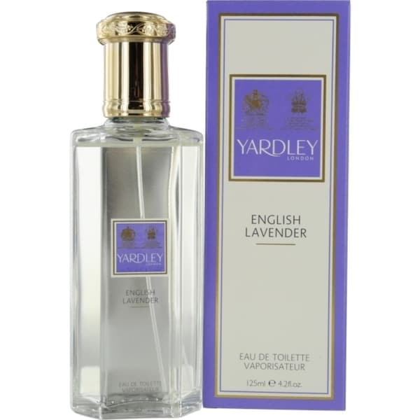 Yardley of London 'English Lavender' Women's 4.2-ounce Eau de Toilette Spray