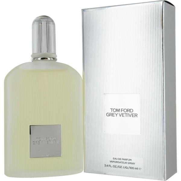 Tom Ford 'Grey Vetiver' Men's 3.4-ounce Eau de Parfum Spray