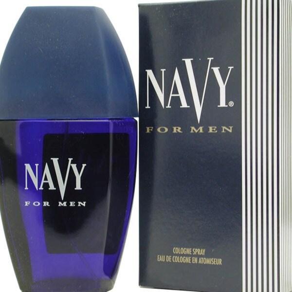 Dana Navy Men's 1-ounce Cologne Spray