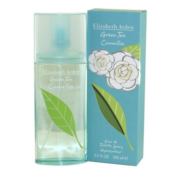 Elizabeth Arden Green Tea Camellia Women's 3.3-ounce Eau de Toilette Spray