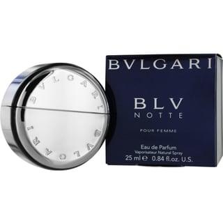 Bvlgari BLV Notte Women's 0.84-ounce Eau de Parfum Spray