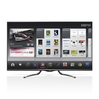 "LG 47GA7900 47"" 3D 1080p LED-LCD TV - 16:9 - HDTV 1080p - 240 Hz"