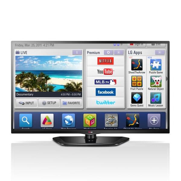 """LG 42LN5700 42"""" 1080p LED-LCD TV - 16:9 - HDTV 1080p - 120 Hz"""