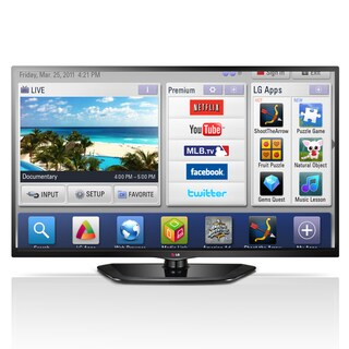 "LG 39LN5700 39"" 1080p LED-LCD TV - 16:9 - HDTV 1080p - 120 Hz"
