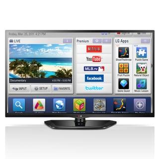 """LG 39LN5700 39"""" 1080p LED-LCD TV - 16:9 - HDTV 1080p - 120 Hz"""