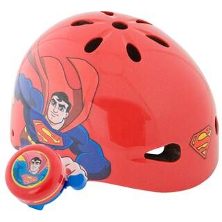 Superman Hardshell Helmet