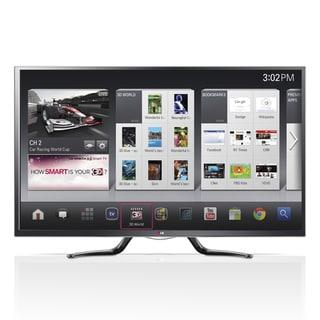 "LG 55GA6400 55"" 3D 1080p LED-LCD TV - 16:9 - HDTV 1080p - 120 Hz"