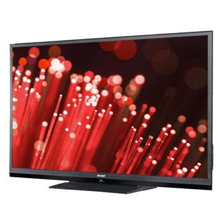 "Sharp AQUOS LC-60LE640U 60"" 1080p 120Hz LED TV (Refurbished)"
