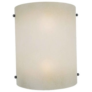 Cambridge 2-light Brushed Nickel Wall Sconce