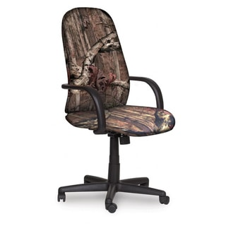 Allegra Executive Chair with Mossy Oak Break-Up Infinity