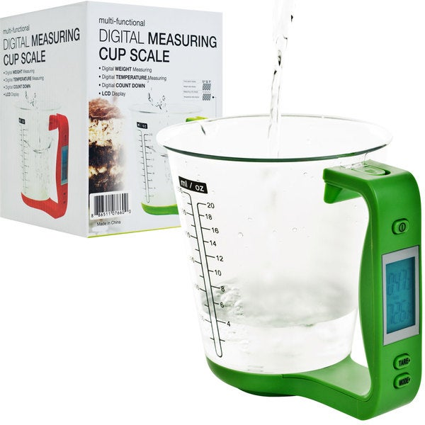 Chef Buddy Multifunction Digital Measuring Cup Scale