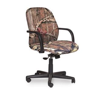 Allegra Mossy Oak Management Chair