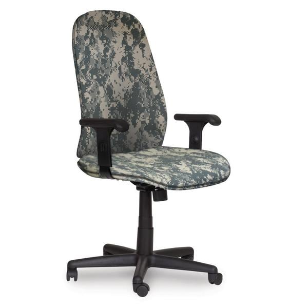 Allegra ACU Digital Camo Allegra Executive Chair