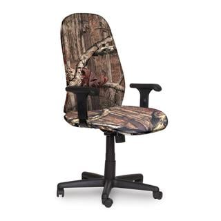 Allegra Mossy Oak Executive Chair