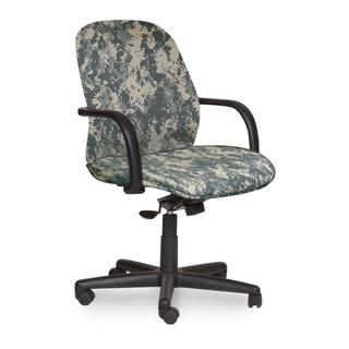 Allegra ACU Digital Camo Allegra Management Office Chair