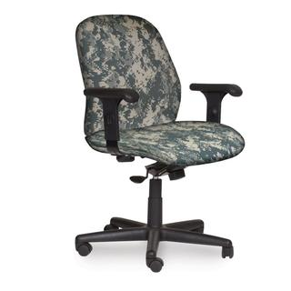 Allegra Digital Camo Management Chair