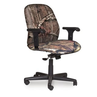 Allegra Upholstered Management Chair
