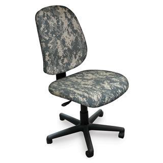 Allegra ACU Digital Camo Mid-back Task Chair